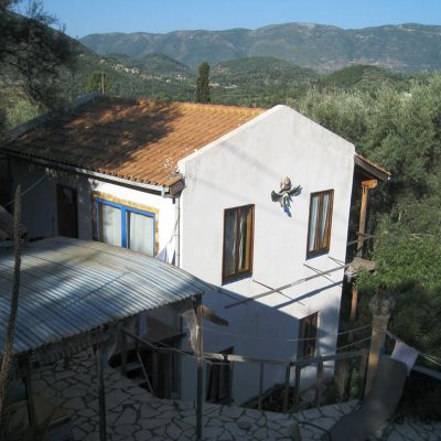 Wonderful house in Marantochori, Lefkada.