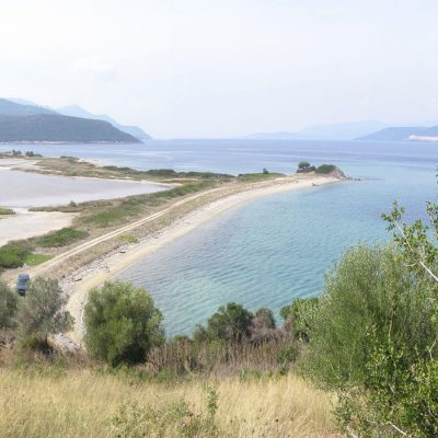 Seaside area for investment in Evia.