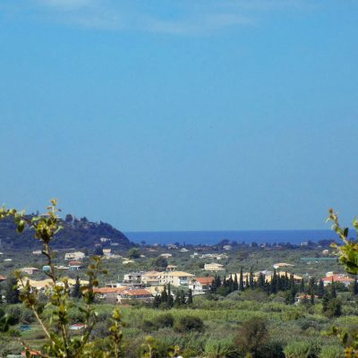 Rare plot of land in Kaligoni, Lefkada.