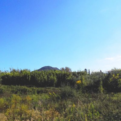 Plot of land for sale in Nidri, Lefkada.