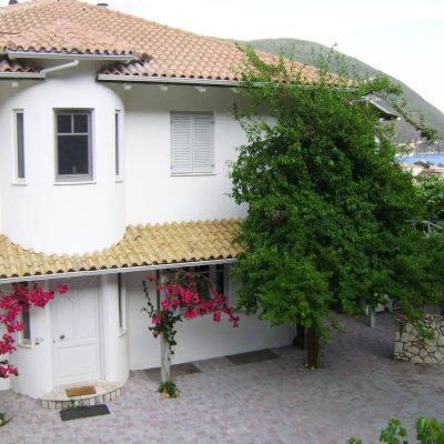 Family home in Vassiliki, Lefkada.