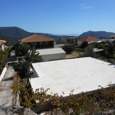 Renovated house in Agios Petros, Lefkada.