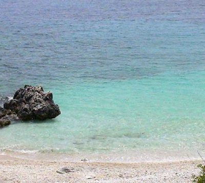 Sea side plot of land in Lipsopirgos, Lefkada.