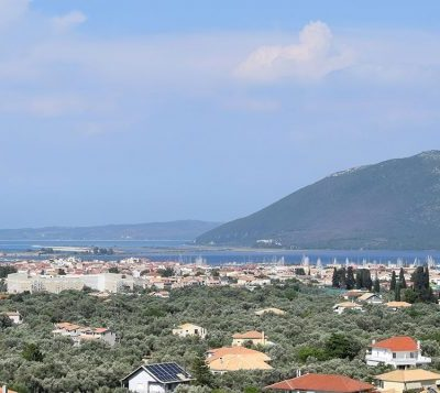 Luxury penthouse in Apolpena, Lefkada.