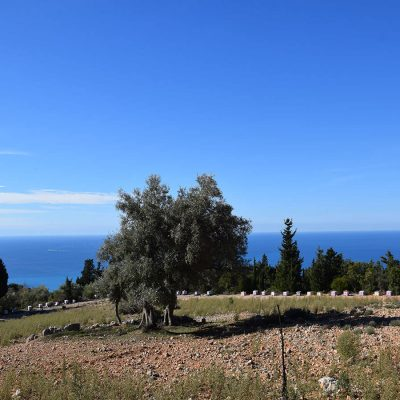 Plot of land in Athani, Lefkada.
