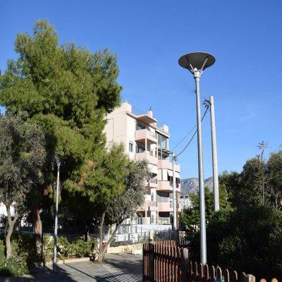 Νewly built – penthouse in Kalamaki, Attica.