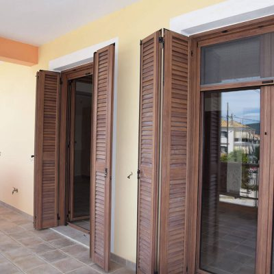 Rare apartment in the city of Lefkada.