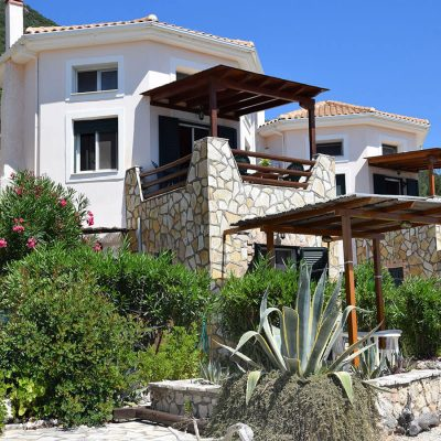 Detached house in Ponti, Lefkada.