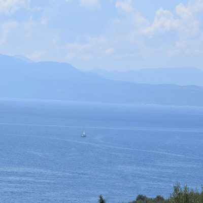 Plot of land in Ammouso, Lefkada.