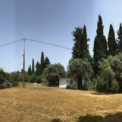 Plot in Perivolia, Lefkada