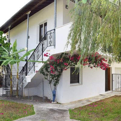 Detached house in Kontarena, Lefkada.