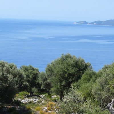 Plots of land in Lipsopirgos, Lefkada.