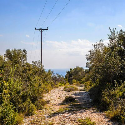 Plot of land in Evgiros, Lefkada.
