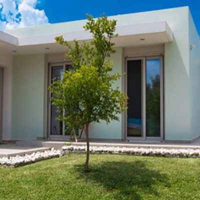 Luxury house in Apolpena, Lefkada.