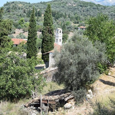 Plot in Marantohori Village of Lefkada is available for sale