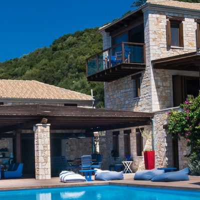 Luxurious villa in Sivota of Thesprotia.
