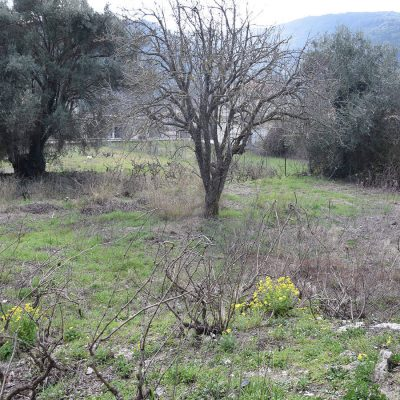 For sale plot in Kavalos, Lefkada.