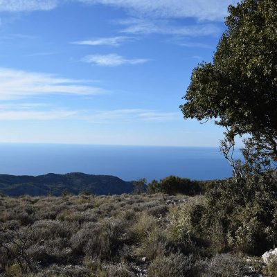 A plot of land is for sale in Hortata, Lefkada.