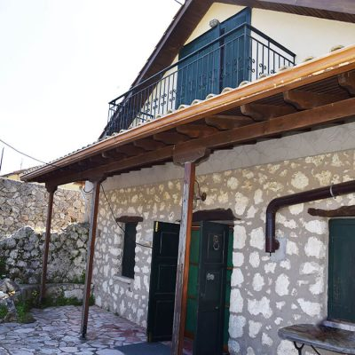 Renovated traditional  detached house in Dragano, Lefkada
