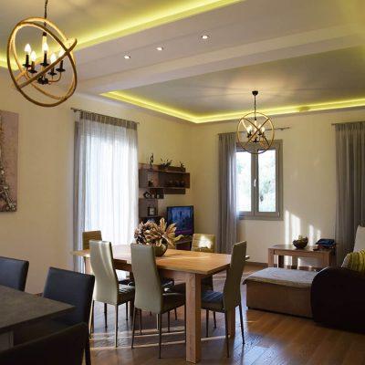 Ανακαινισμένο διαμέρισμα 1ου ορόφου στη πόλη της Λευκάδας.