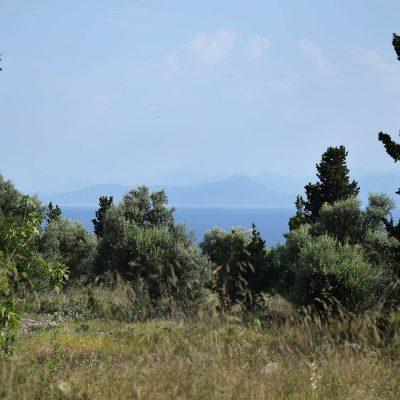 Plot of land In Tsoukalades, Lefkada.