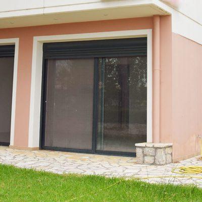 Nεόδμητο διαμέρισμα στη Νικιάνα Λευκάδας.