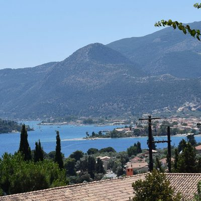 Maisonette with view in Perigiali, Lefkada.