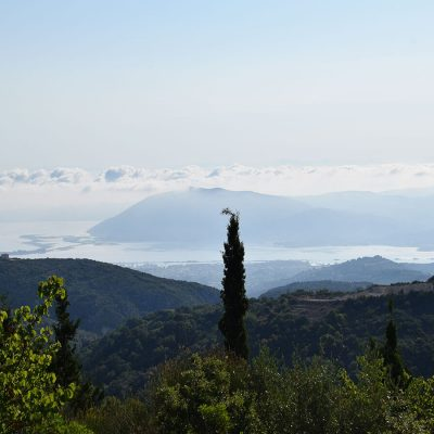 Plot of land in Kavalos, Lefkada.