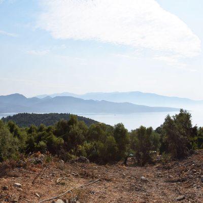 Plot of land in Paradisos, Lefkada.